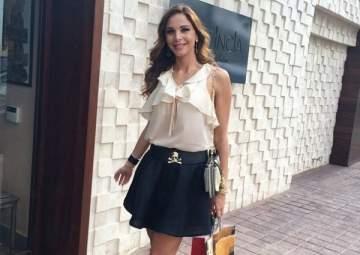 خاص الفن- هذا رأي جويل بحلق بملكة جمال لبنان 2017