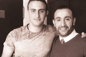 بعد شائعة وفاته.. إبن أحمد السقا يرد- بالفيديو