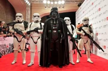 Star Wars: The Last Jedi يختتم مهرجان دبي السينمائي
