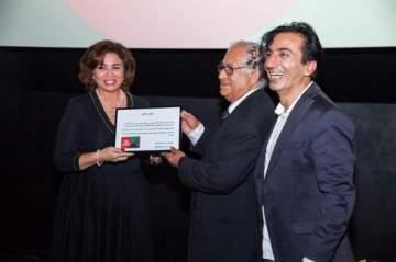 """إلهام شاهين تحصد جائزة جديدة بـ""""فيلم للستات"""""""