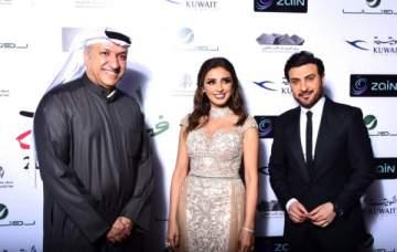 أنغام وماجد المهندس وراشد الماجد في ختام فبراير الكويت