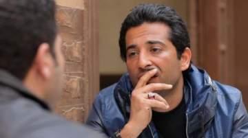 عمرو سعد يستمر بتصوير