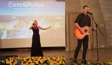 أمسية موسيقية أوكرانية في جامعة الروح القدس الكسليك