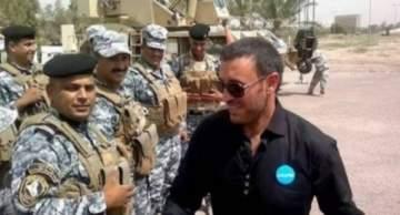 كاظم الساهر في الموصل...بالصورة