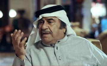 عبد الحسين عبد الرضا مكرّماً في الكويت