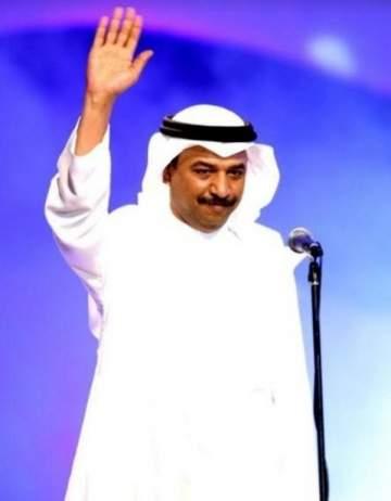 عبادي الجوهر يشارك في اليوم الوطني رغم مرضه