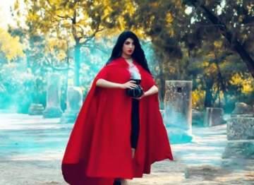 سهيلة بن لشهب تشوّق جمهورها لـ كليبها المنتظر- بالفيديو