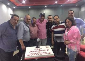 مصطفى شعبان يبدأ تسجيل مسلسل