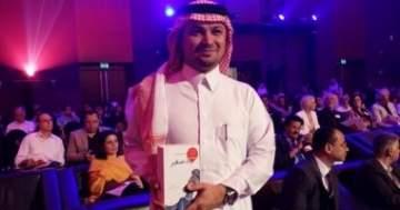 محمد حسن علوان يحصد الجائزة العالمية للرواية العربية