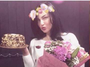 هكذا إحتفلت صفاء سلطان بعيد ميلادها.. بالصور