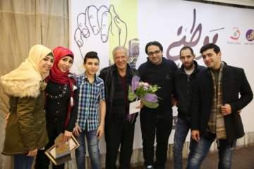 ملتقى الألوان الفني يطلق النسخة الأولى من مهرجان الشعر العربي..بالصور