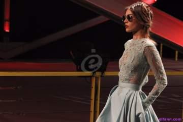 خيال حسين بظاظا يأخذه إلى إيران فيأتينا بإبداع في الأزياء الجميلة