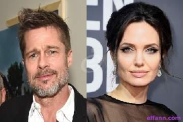 براد بيت وأنجلينا جولي يقرران إنهاء إجراءات الطلاق