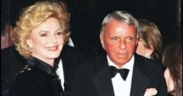 وفاة زوجة فرانك سيناترا