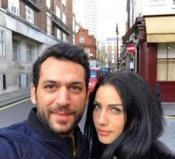 هكذا إحتفل مراد يلدريم بعيد زواجه الأول من إيمان الباني.. فيديو