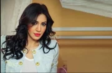 أسماء لمنور تبارك لسعد لمجرد على طريقتها الخاصة- بالصورة