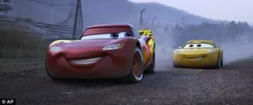 فيلمالرسوم المتحركة Cars 3 في الصدارة