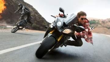 توم كروز كما لم تروه من قبل في Mission Impossible 6