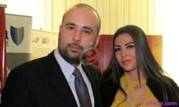 خاص الفن - بيدرو غانم وسابين يوسف يغادران لبنان الحر غداً لهذا السبب