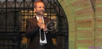 غسان صليبا يُبدع غناء وروح ملحم بركات حاضرة في بعبدا