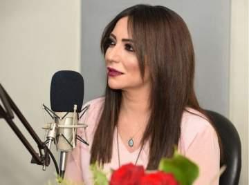 أمل عرفة: معظم الفنانات السوريات بدأت الأضواء تخفت عنهن