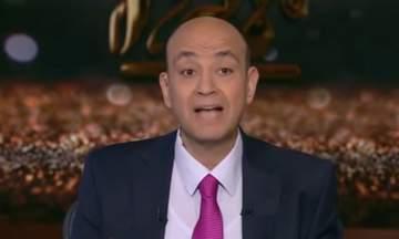 عمرو أديب يكشف تفاصيل تدهور حالته الصحية.. بالفيديو