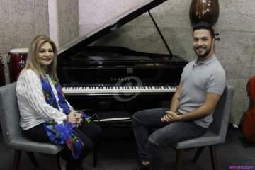 خاص بالفيديو- راغب حلاوي: هند صبري أفضل ممثلة عربية.. وبين نانسي وإليسا أختار الأخيرة