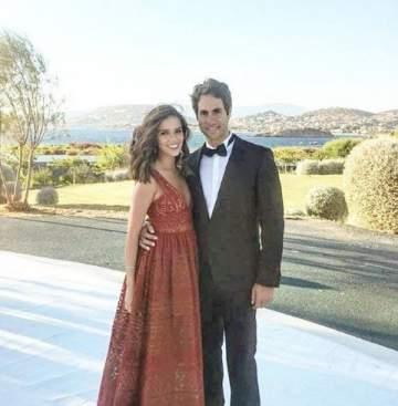 الصور الأولى من زفاف لارا اسكندر الملوكي!