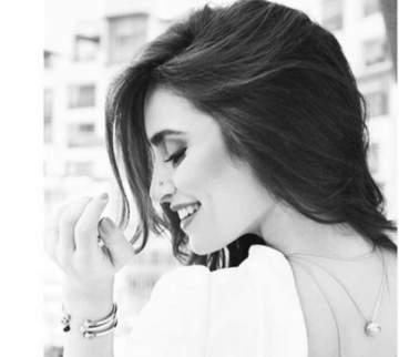 إيميه صياح من كواليس مسلسلها الجديد وتكشف عن إسم شخصيتها- بالصورة