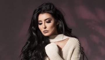ملكة جمال عربية ترقص في ثياب النوم - بالفيديو
