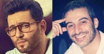 خاص الفن - أحمد ماضي وزياد برجي مع نجم