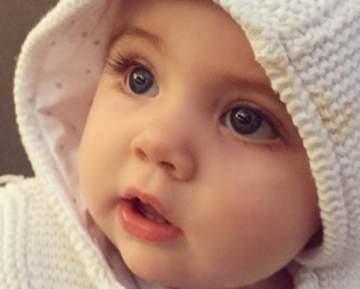 جمالها جعلها اشهر طفلة على مواقع التواصل أما اسمها فسيصدمكم!