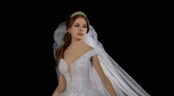 مجموعة جديدة من فساتين زفاف