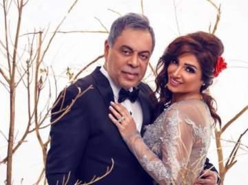 """روجينا تبارك لزوجها أشرف زكي بمنصب """"نقيب الممثلين"""" - بالفيديو"""