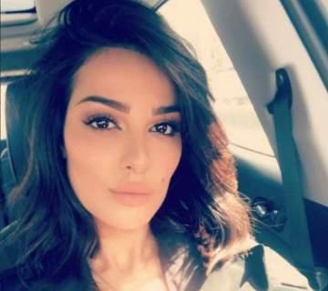 """نادين نسيب نجيم تنهي تصوير البرومو الأول لمسلسل """"طريق"""""""