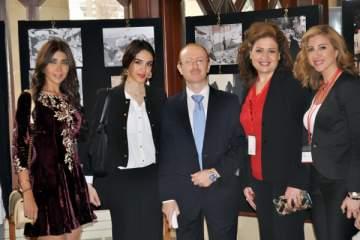منال عجاج تحصد لقب عشتار سورية لعام 2015