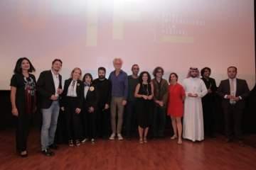 الأفلام الإيرانية والتركية تتقاسم معظم جوائز مهرجان بيروت للسينما