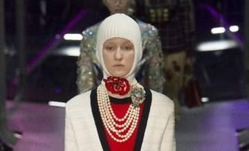 أسبوع الموضة في ميلانو ينطلق بعرض غوتشي