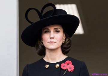 كيت ميدلتون تخالف أوامر الملكة - بالصور