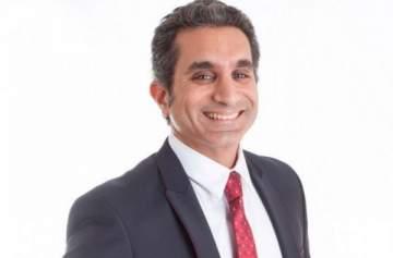 باسم يوسف يعلن توقفه عن تناول الطعام والإكتفاء بالماء فقط
