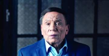 عادل إمام صحفي وروائي في مسلسله الرمضاني