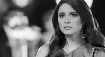 ياسمين عبد العزيز  تلفت الانظار ببراءة وجهها - بالصور