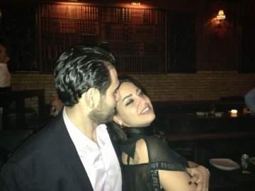 مي مطر لزوجها: