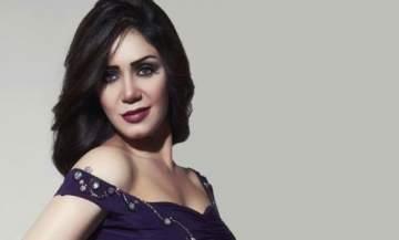"""إيناس عز الدين تتعرض لإصابة برأسها بسبب """"حب لا يموت"""""""