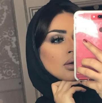 سعودية تتحول لنسخة عن نادين نسيب نجيم..بالصور