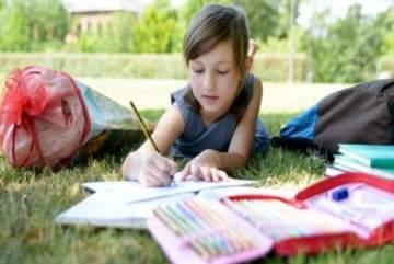 دراسة تؤكد أنّ التعلم في الهواء الطلق يفيد التلاميذ