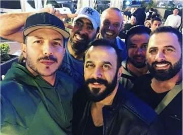 صدفة تجمع باسم ياخور بـ باسل خياط وقصي خولي.. بالفيديو