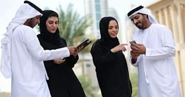 سكان الإمارات هم الأصغر سناً في العالم