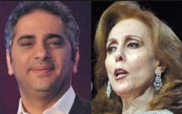 خاص الفن- حقيقة غناء فضل شاكر للسيدة فيروز