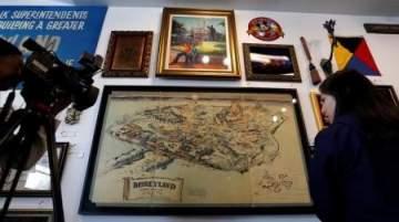 بكم بيعت خريطة والت ديزني؟